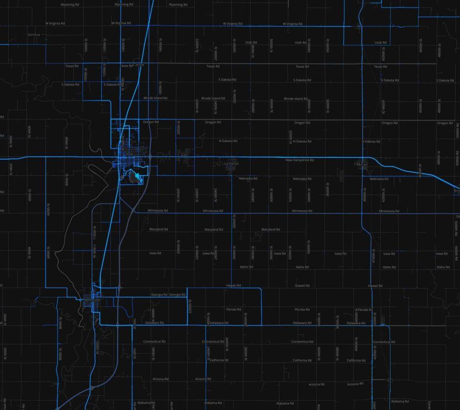Allen County Heatmap 2016-03