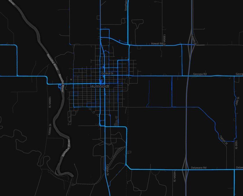 Allen County Heatmap Humboldt 2016-03