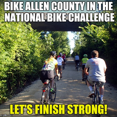 August 2016 National Bike Challenge Wrap