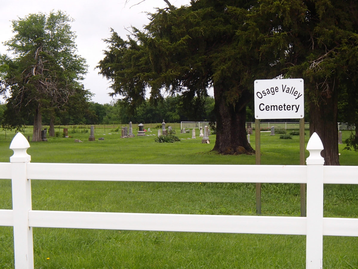 Osage Valley Cemetery