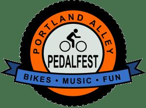 Portland Alley Pedalfest Logo