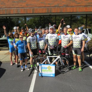 Bikes For Kids Kick Off Ride Nov 2016