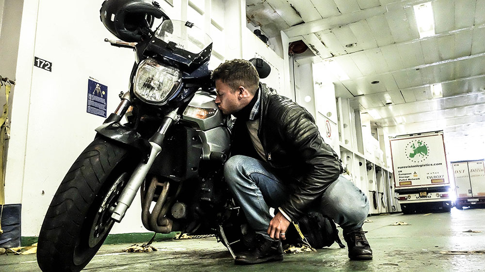 Knowing the basics of your bike