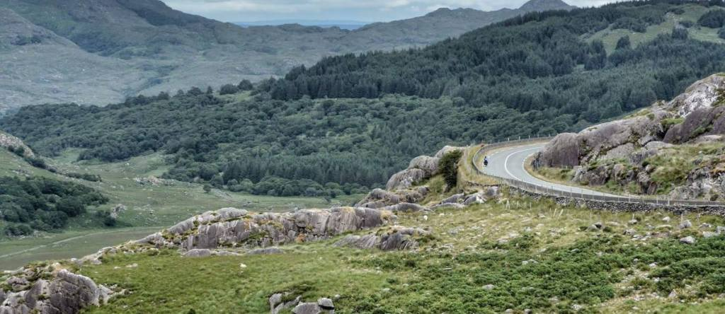 BEST ROADS FOR MOTORBIKES