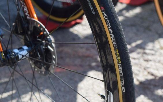 A Wilier Cento10 Pro de Sylvain Chavanel no Tour de France (1)