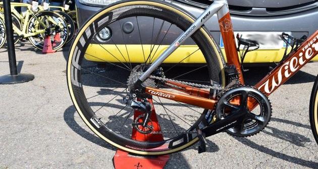 A Wilier Cento10 Pro de Sylvain Chavanel no Tour de France (15)