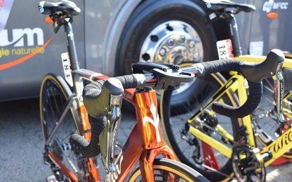 A Wilier Cento10 Pro de Sylvain Chavanel no Tour de France (2)