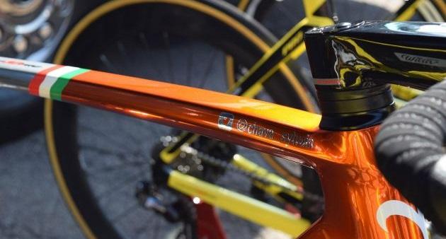 A Wilier Cento10 Pro de Sylvain Chavanel no Tour de France (7)