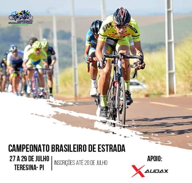 Campeonato Brasileiro de Estrada tem Audax como bike oficial no evento