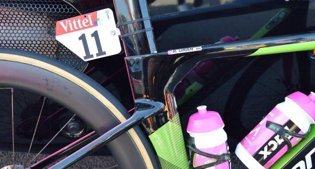 Cannondale SystemSix de Rigoberto Uran no Tour de France (11)
