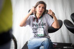 Adriana Marmo contou a experiência dela com a bike no Espaço Mulher (Foto Studio F -BIKE BRASIL EXPO).jpg