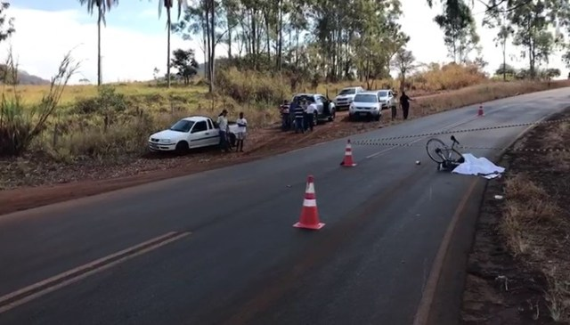 Ciclista de Itamogi morre em acidente próximo a Santo Antônio da Alegria1