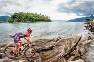 Ciclista olímpico em Atenas, Edivando de Souza Cruz é atração no Warm Up Ilhabela Brasil Ride (3)