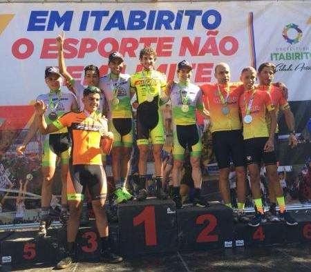 Lúcio vence mais uma competição na 'Sub-23' e segue liderando o ranking nacional. Foto Arquivo Pessoal.