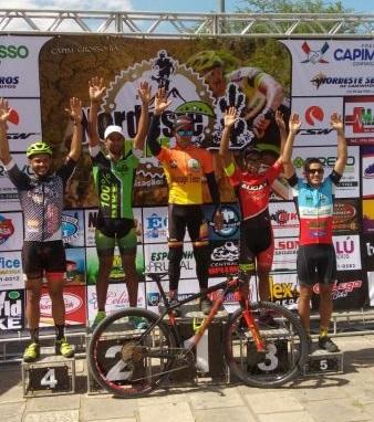 José Elenildo competiu no 3º Nordeste Bike, na Bahia. Foto Arquivo Pessoal..jpg