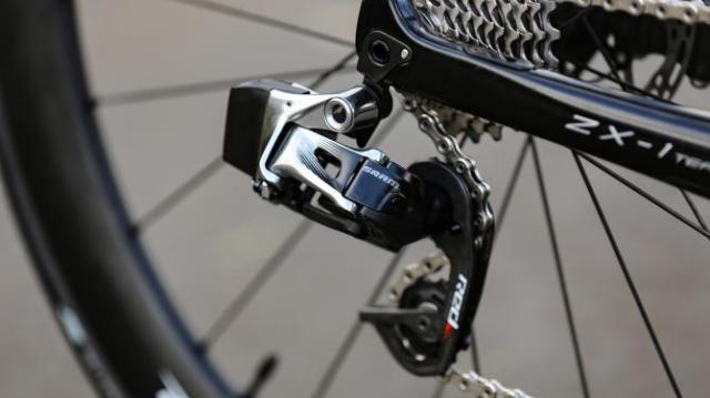 A Bike da British Continental team para 2019 - Vitus Pro Cycling ZX1 Team Aero Disc (5)