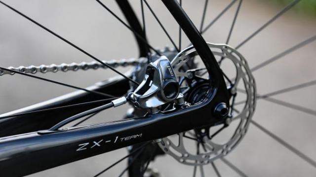 A Bike da British Continental team para 2019 - Vitus Pro Cycling ZX1 Team Aero Disc (9)