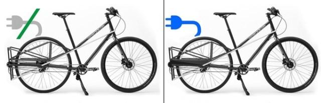 Convercyle uma bike cargueira dobrável (6)