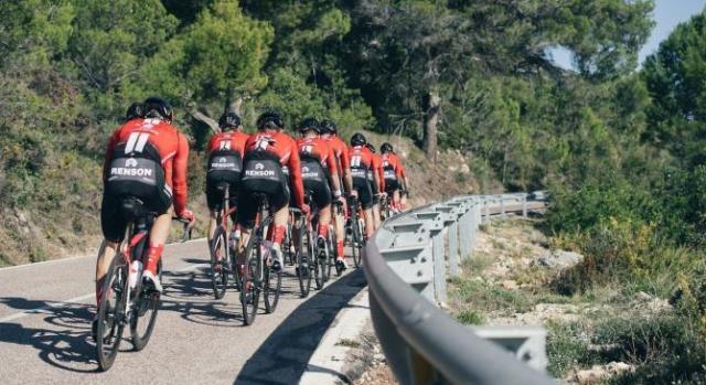 Team Sunweb revela novo uniforme vermelho para 2019 (2)