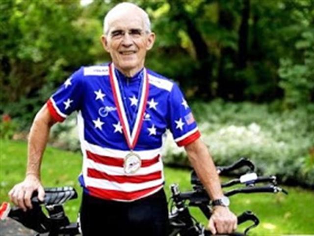 Ciclista norte-americano de 90 anos não passa no teste de doping e perde título 1.png