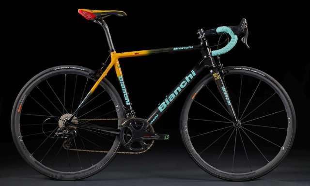 Bianchi lança a Specialissima Pantani Oropa edição limitada para estrada (6)