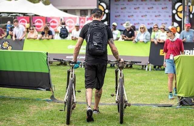 Cape Epic 2019 Avancini e Fumic sobem no 3º lugar do pódio na 2ª etapa (1)