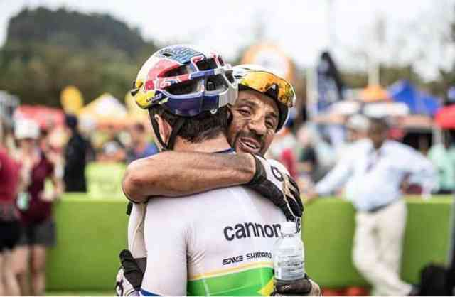 Cape Epic 2019 Avancini e Fumic sobem no 3º lugar do pódio na 2ª etapa (5)