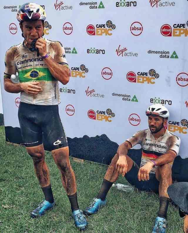 Cape Epic 2019 Nino e Forster em 1º com Avancini e Fumic em 2º na 1ª etapa (4).jpeg