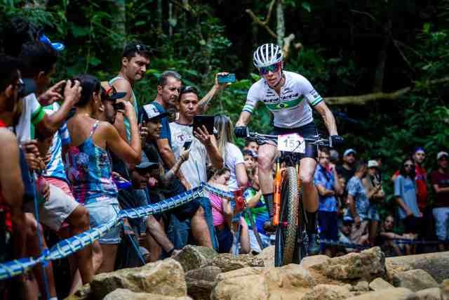 Depois da vitória no XCC, Jaqueline conquistou o XCO (Foto Fábio Piva - pivaphoto.com)
