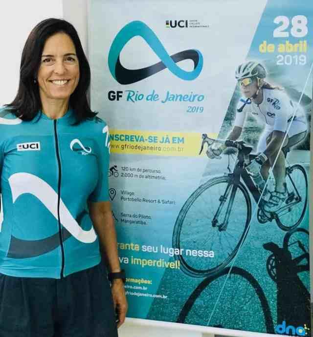 Gabi Monteiro - Responsavel pelo evento