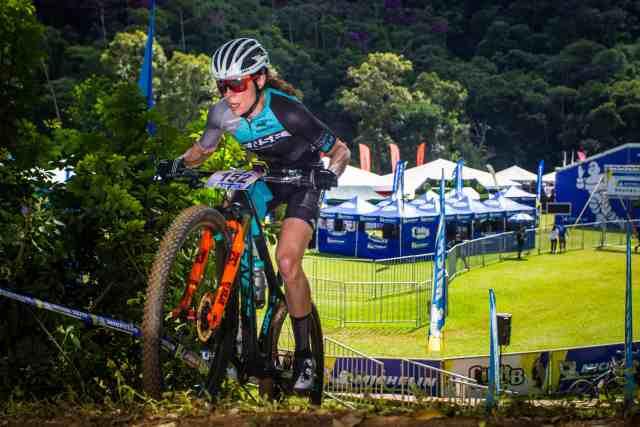 Jaqueline Mourão estreou no XCC (Foto Fábio Piva - pivaphoto.com)