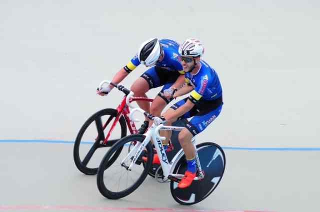 Fabio e Ricardo Dalamaria - Crédito: Luis Claudio Antunes/CBC