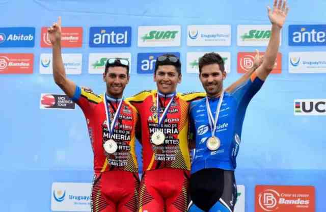 Rafael Andriato coloca o Brasil no pódio da quarta etapa da Volta Ciclística do Uruguai (2).jpg