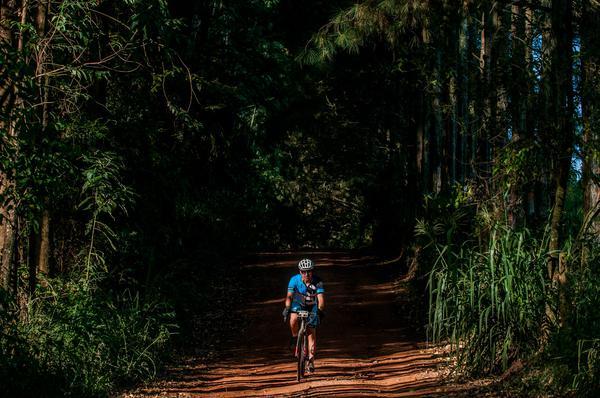 Visual único da prova (Ney Evangelista - Brasil Ride)