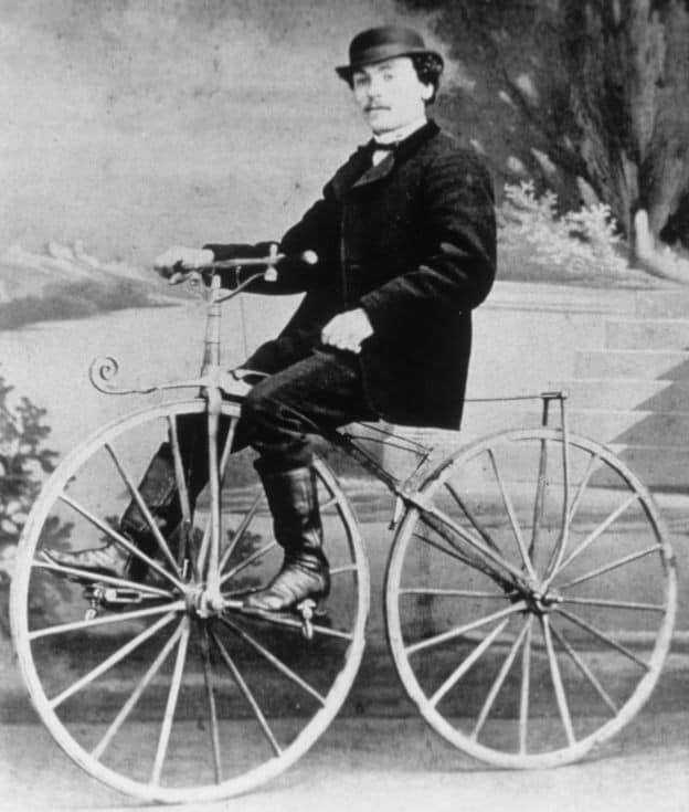 A bicicleta mudou o mundo! (Ainda bem!) (2)
