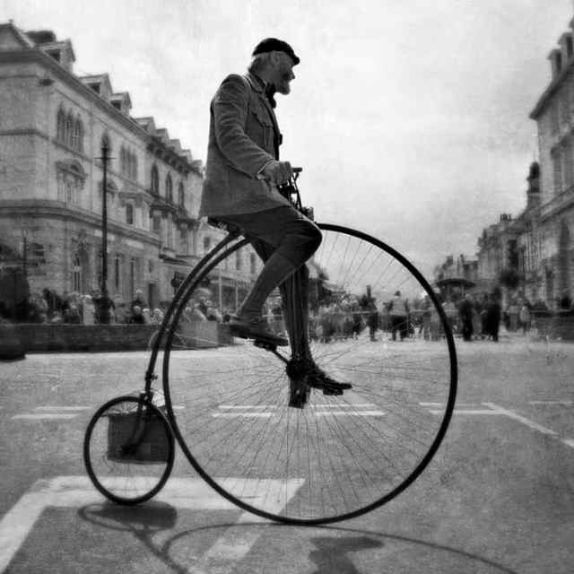 A bicicleta mudou o mundo! (Ainda bem!) (3)