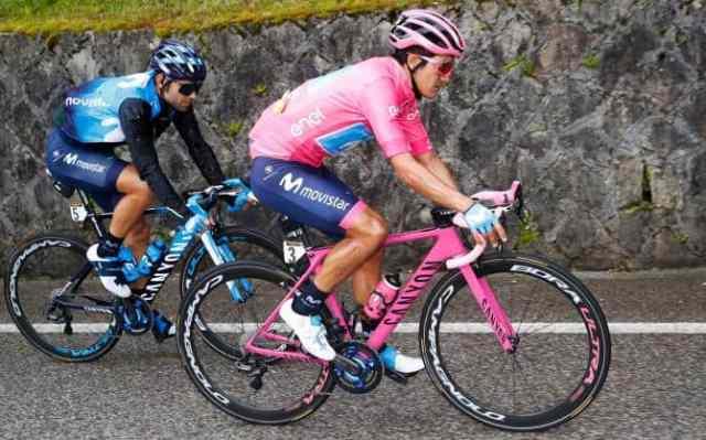 A Canyon Ultimate CF SLX de Richard Carapaz - Campeão do Giro d'Italia 2019 (18)