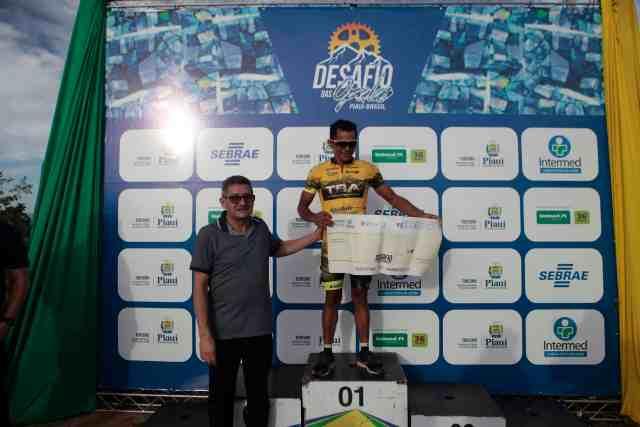 Campeão geral do Desafio das Opalas - Rogégio Ferreira equipe TBA