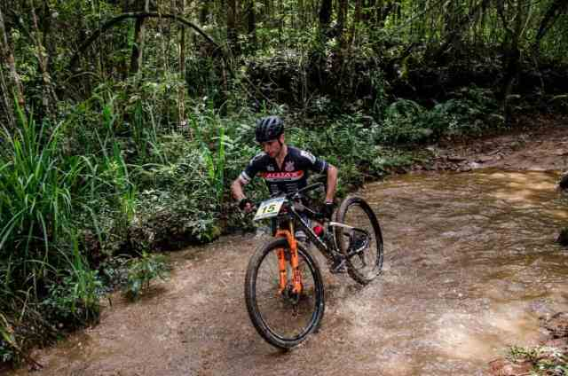 Daniel competirá em duas maratonas cujos percursos ultrapassa 100 km. Foto Rodrigo Barreto.