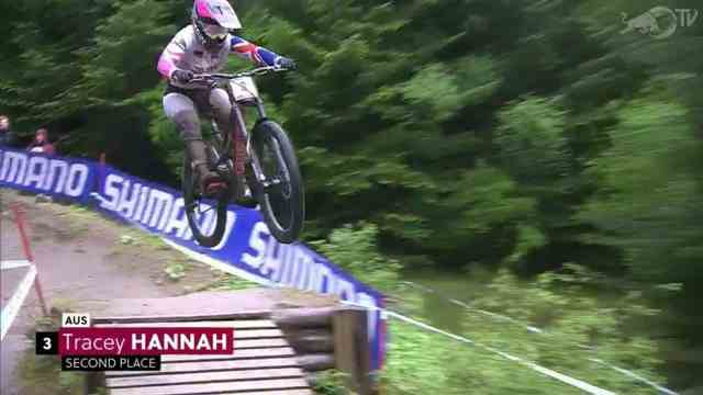 Resultados do DH na 2ª etapa da Copa do Mundo 2019 em Fort William, Reino Unido F (2)