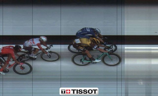 Tour de France 2019 10ª etapa - Wout Van Aert vence por milímetros no sprint (1)