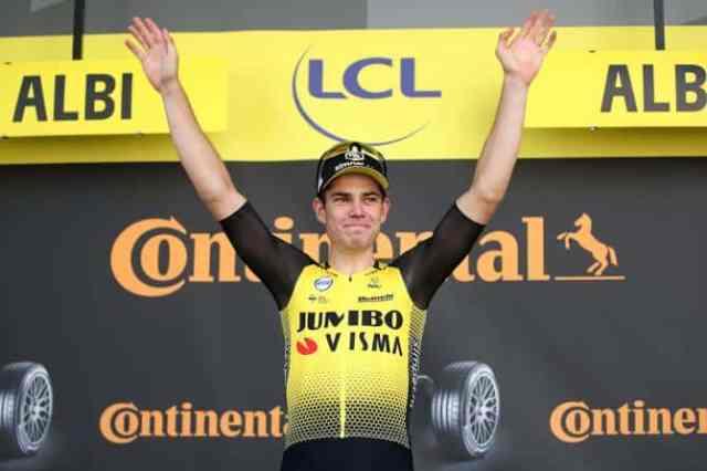 Tour de France 2019 10ª etapa - Wout Van Aert vence por milímetros no sprint (5)