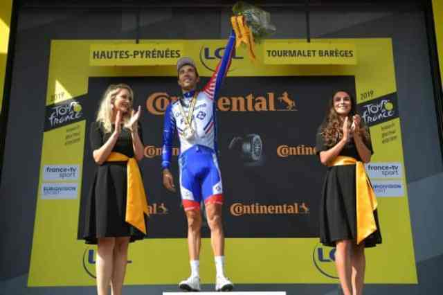 Tour de France 2019 14ª etapa – Thibaut Pinot vence no topo do Col du Tourmalet (4)