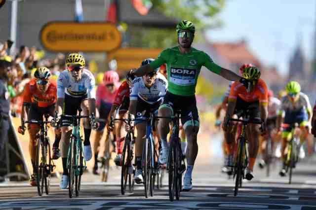 Tour de France 2019 5ª etapa – Peter Sagan sai de trás e vence (1)