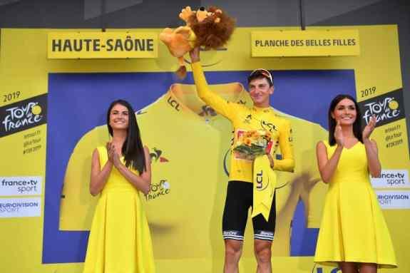 Tour de France 2019 6ª etapa – Giulio Ciccone conquista a camisa amarela.jpg