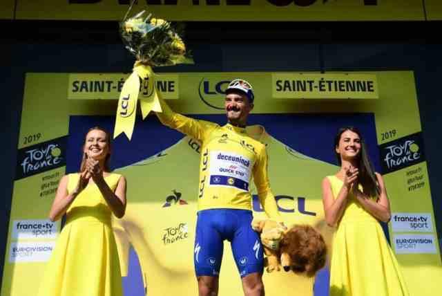 Tour de France 2019 8ª etapa – Alaphilippe retoma a camisa amarela.jpg