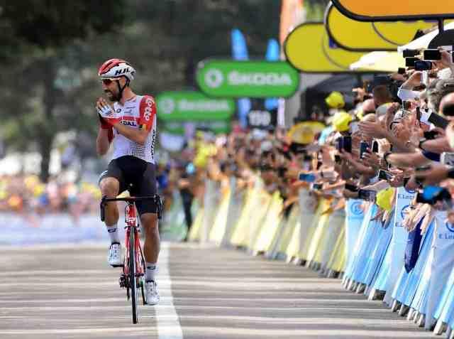 Tour de France 2019 8ª etapa – Thomas de Gendt vence escapado (4)