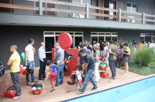 Bazar Solidário IRONMAN