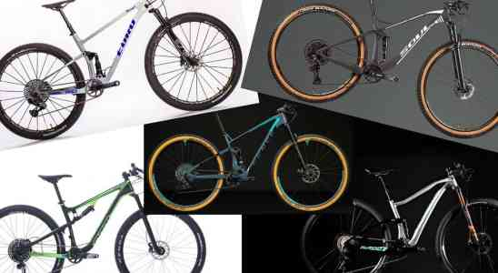 Comparativo das mtb full 2020