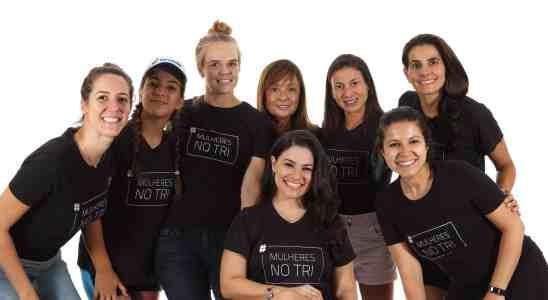 #Mulheres no Tri